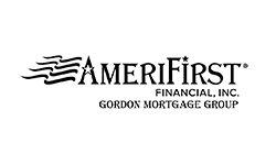 amerifirst financil, gordon mortgage group